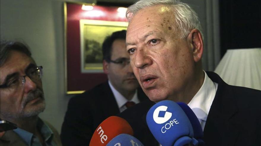 Margallo representa a España en el 70 aniversario de la liberación de Mauthausen
