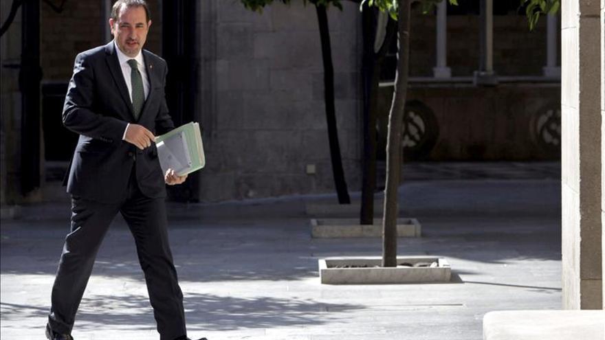 El conseller de Interior vuelve a cuestionar el informe de la Policía Nacional en el caso Raval