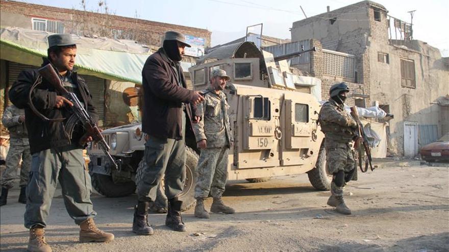Al menos once heridos por el ataque a la sede del departamento de tráfico en Kabul
