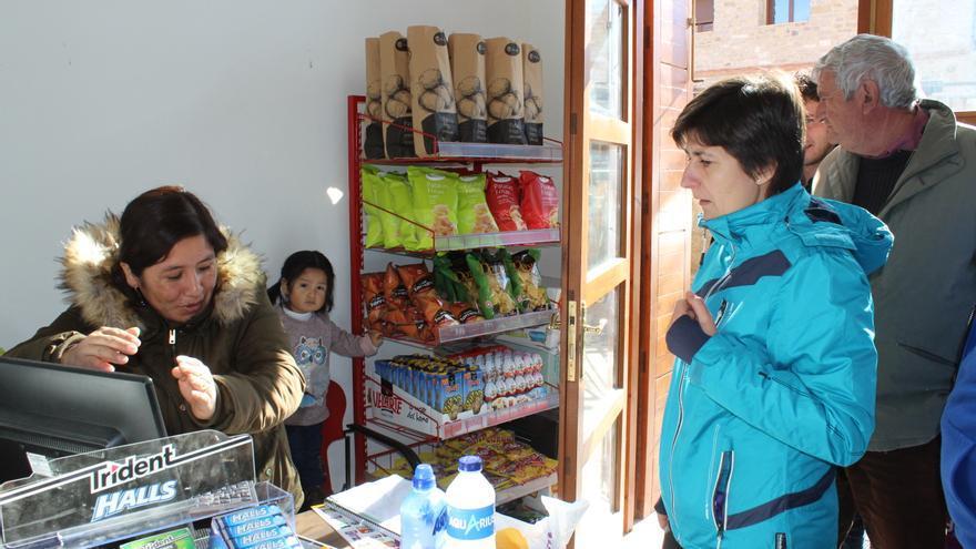 Hay más de 100 multiservicios rurales abiertos en Aragón