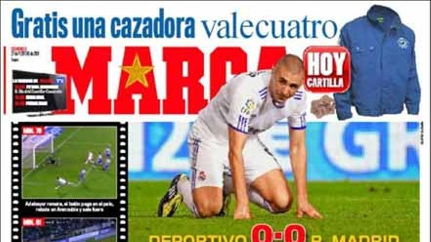 De las portadas del día (27/02/2011) #7