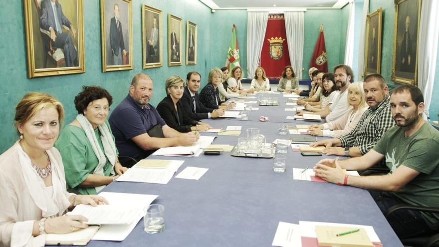 La Mesa Interinstitucional para el equilibrio territorial de Álava inicia sus trabajos