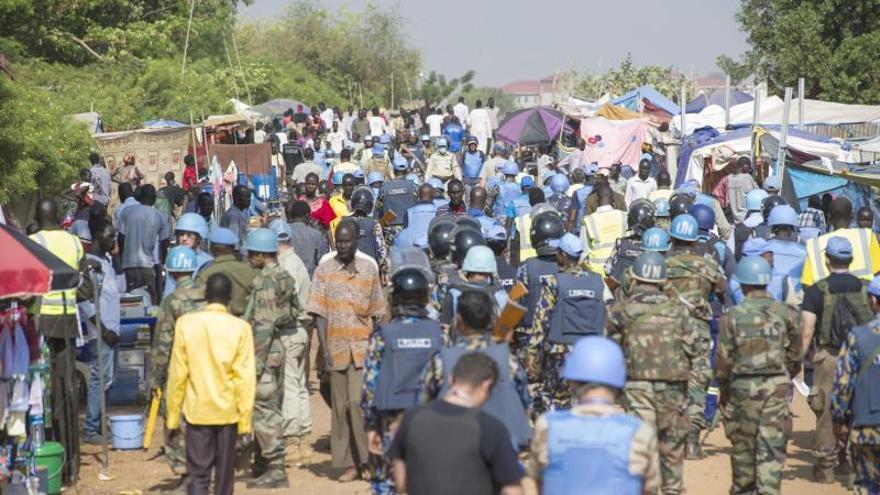 La violencia se dispara en la ciudad sursudanesa de Malakal