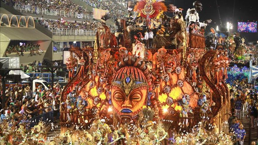 El Carnaval de Río comienza a calentar motores con la elección de sus reyes