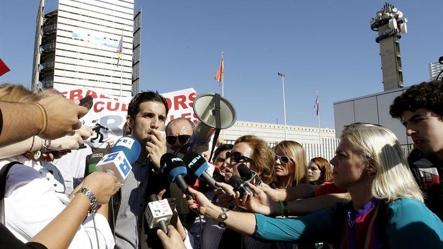 La crisis deja en el paro a casi un 37 por ciento de los periodistas de la C.Valenciana