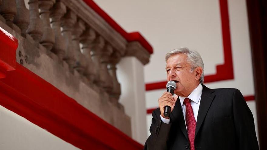 Perdón sin olvido y unidad, símbolos de López Obrador para lograr la paz
