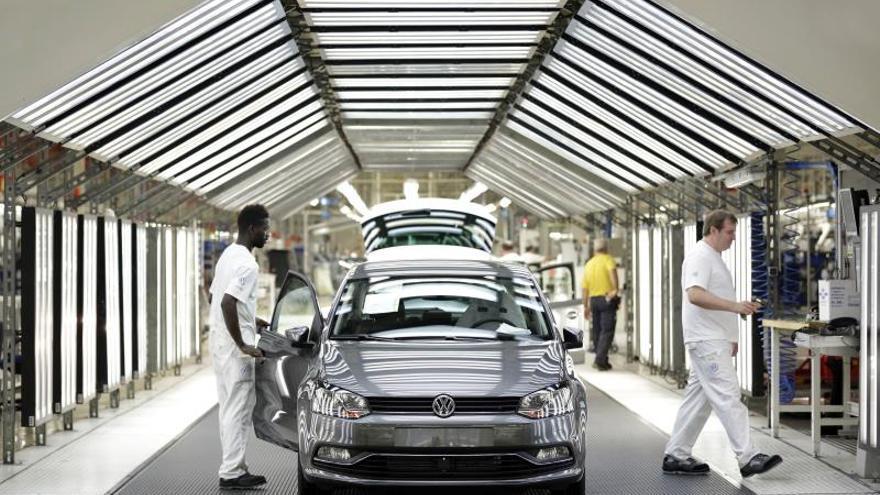VW Navarra cierra 2019 con 320.523 coches, un 17,7 % más que el año pasado