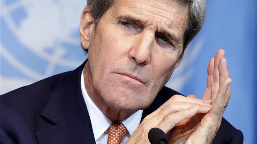 Kerry aboga por la cooperación económica y antiterrorista con Asia Central