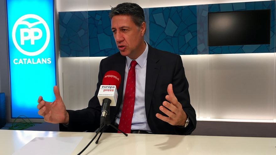 """Albiol aspira a liderar el PP catalán y convertirlo en """"referente"""" de los no independentistas"""
