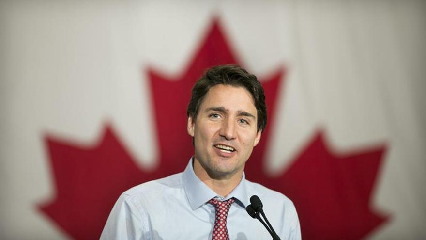 La aprobación popular de Justin Trudeau cae diez puntos en Canadá