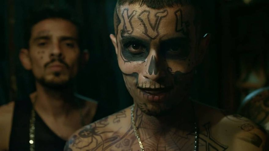 Captura de uno de los vídeos de la campaña Coffee Vs. gangs