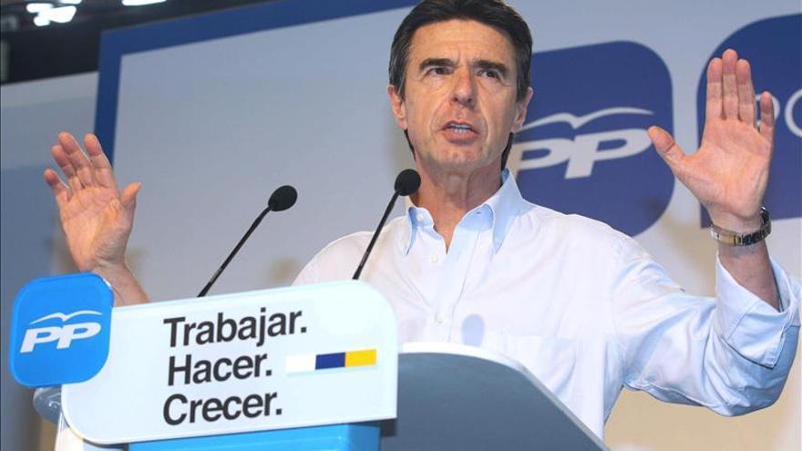Soria votaría a Aguirre por trayectoria, proyecto, credibilidad y ser del PP