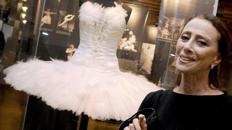 Fallece la bailarina hispano rusa Maya Plisetskaya