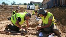 El 155 deja en el aire las exhumaciones de fosas de la Guerra Civil en Catalunya