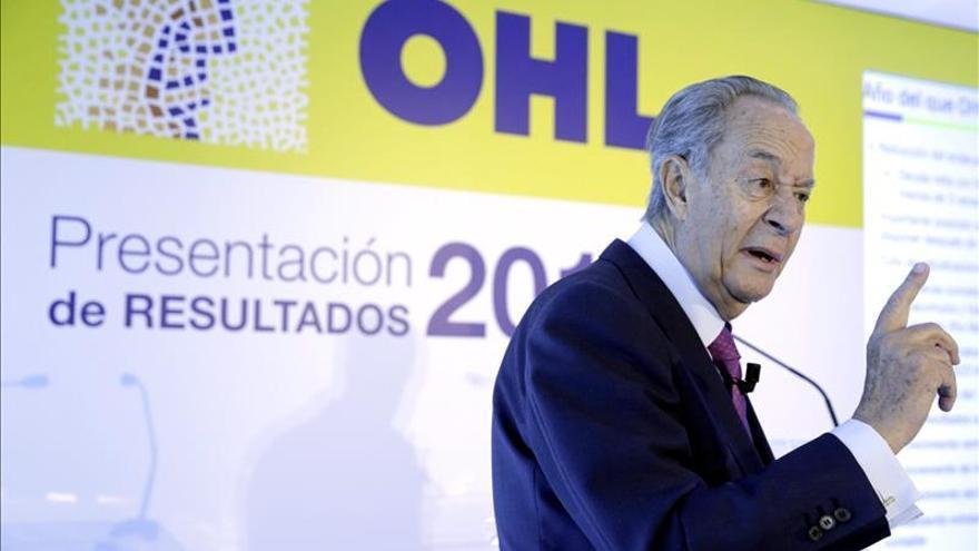 OHL México atribuye las grabaciones a un espionaje y afirma que pedirá reparaciones