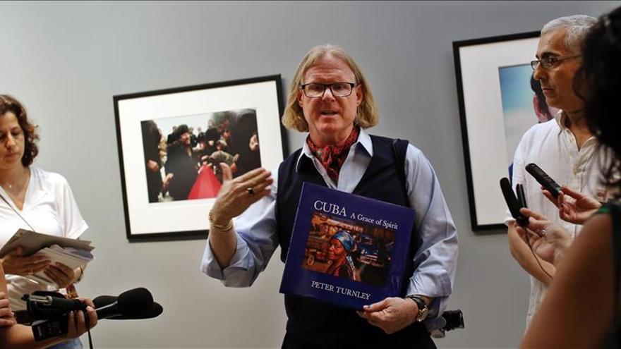 La Cuba alegre y vibrante en el lente de Peter Turnley llega a La Habana