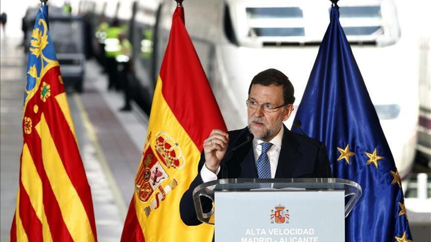 Rajoy presidirá mañana el viaje inaugural del AVE a Palencia y León