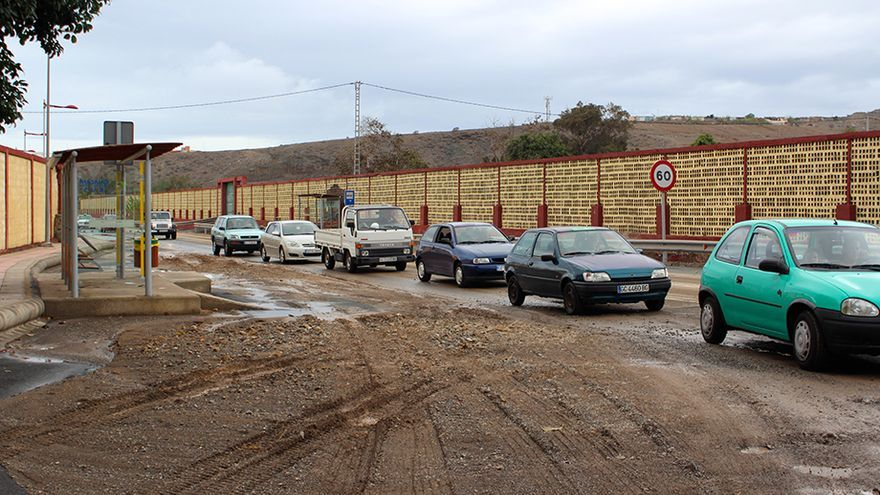 Carretera de San Bartolomé de Tirajana