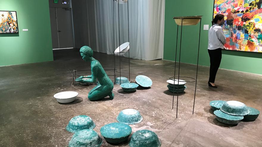El arte africano contemporáneo se da a conocer en la Semana de Arte de Miami