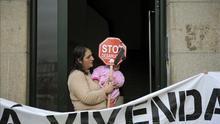 El número de desahucios en España sigue creciendo
