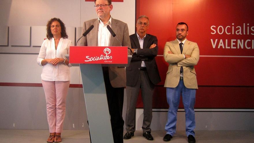 """El PSPV plantea una """"línea de colaboración democrática"""" entre todos los partidos contra la reforma electoral del PP"""