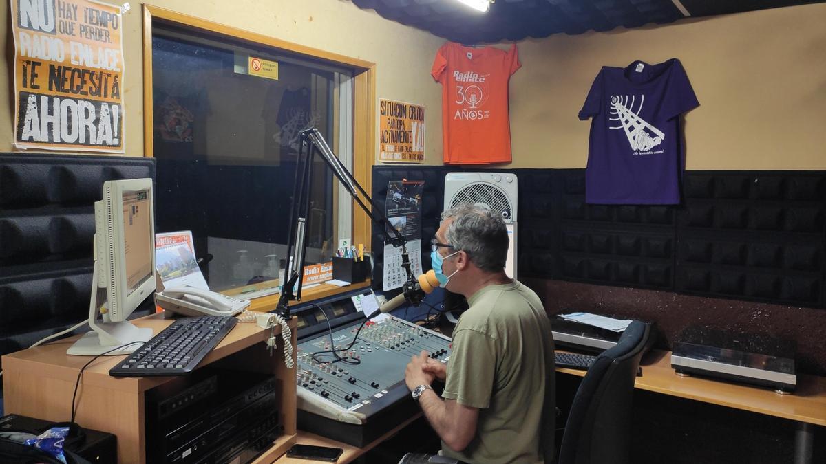 Estudio de Radio Enlace