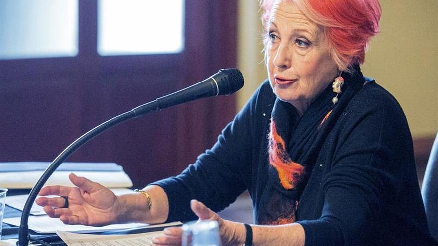 La Universidad Europea premia a Rosa Mª Calaf por su trayectoria profesional