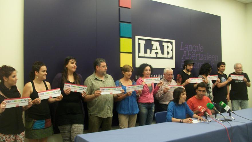 LAB presenta una guía para luchar contra la homofobia en las empresas.