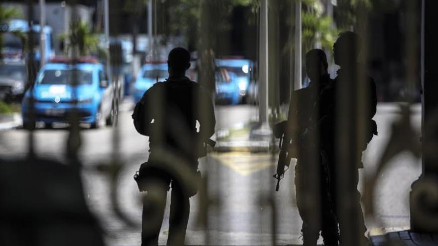 Una nueva operación policial en Río deja tres muertos y un bebé herido