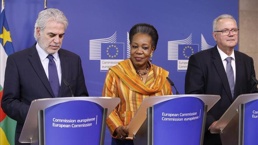 La CE compromete asistencia a República Centroafricana con 72 millones de euros