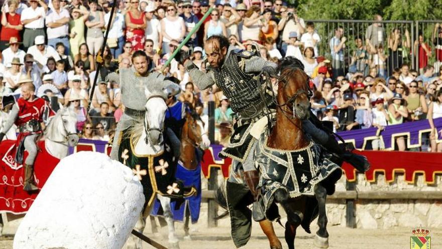 Torneo Medieval en Hita (Guadalajara)