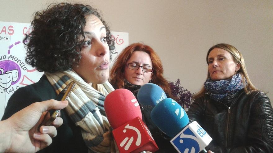 Alba insiste en que Elkarrekin Podemos mantendrá su postura en el pleno de investidura y no apoyará a EH Bildu