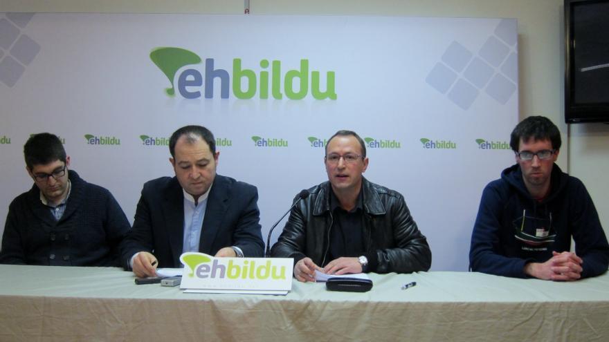 EH Bildu trabajará para que la ponencia de Paz del parlamento vasco responda a la resolución global del conflicto