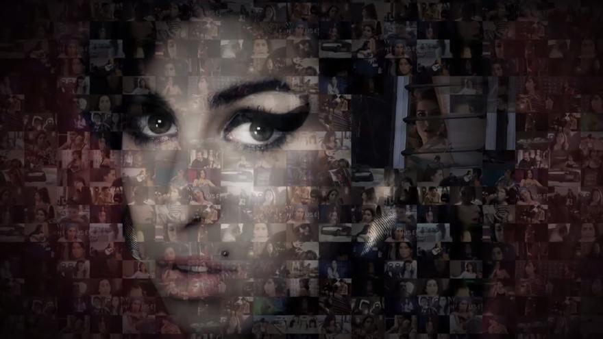 Una captura del documental 'Amy', de Asif Kapadia