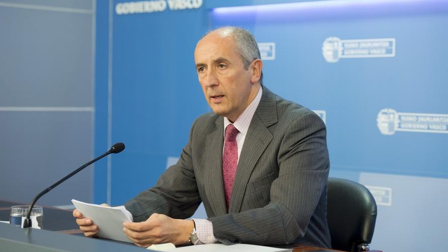 """Gobierno vasco defiende la """"proporcionalidad"""" de la operación de la Ertzaintza contra el 'muro popular'"""