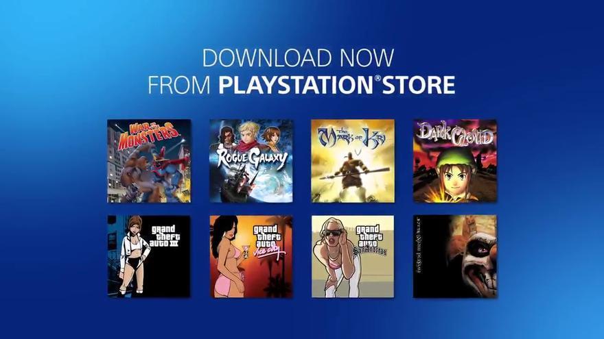 juegos de ps2 jugables en PS4