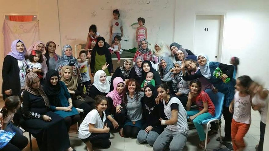 Integrantes del proyecto 'Escuela con Alma'