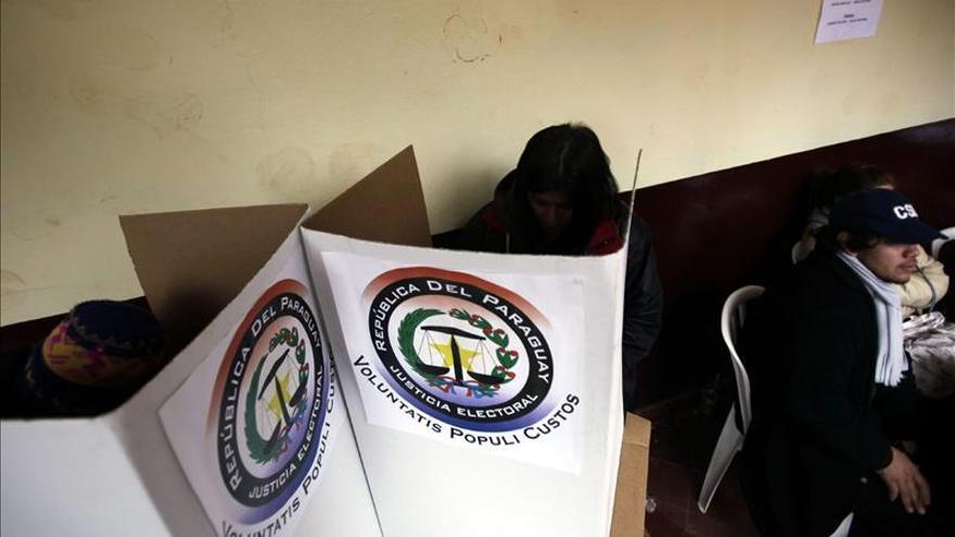 Los paraguayos podrán votar por primera vez en guaraní en unas elecciones