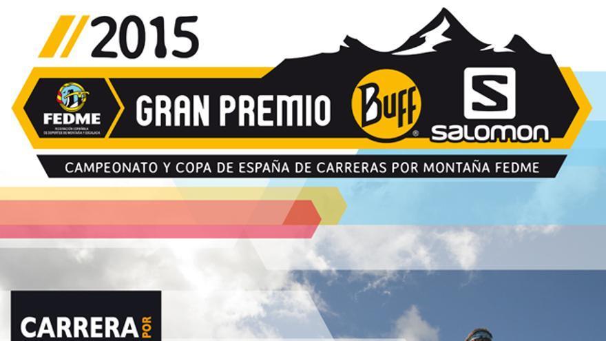 Copa de España FEDME - Gran Premio Buff® Salomon 2015 Carrera por Montaña de Miranda de Ebro