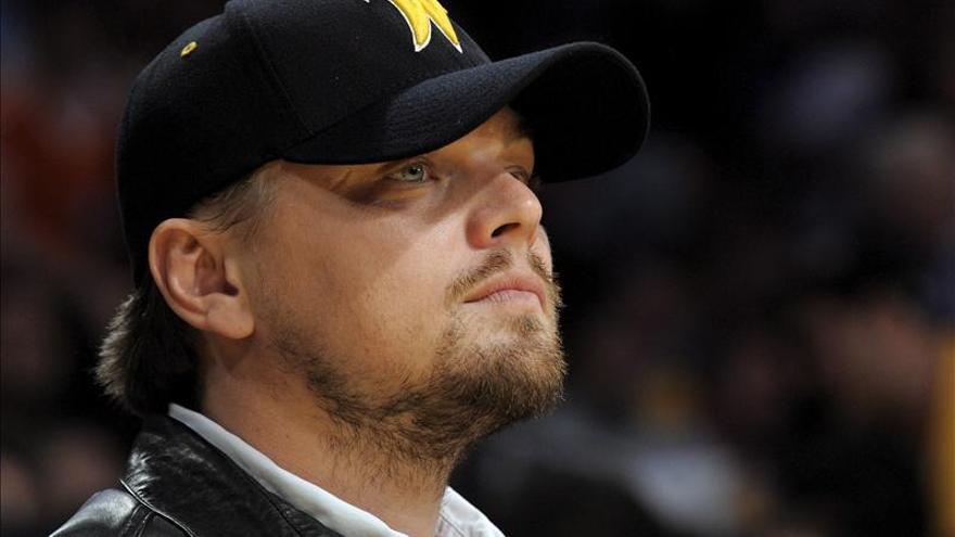 DiCaprio recauda 33 millones de dólares en una subasta benéfica en Nueva York