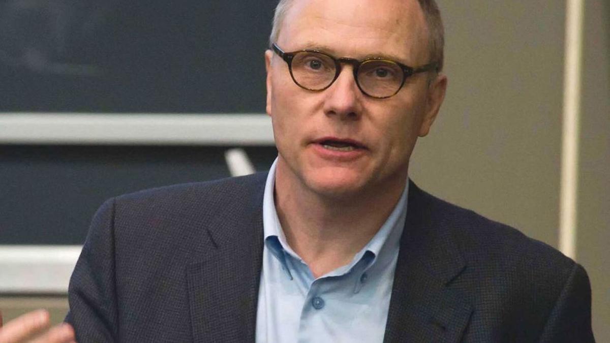 El premio Nobel de Economía David Card.