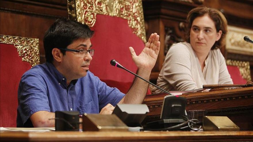 Pisarello, un argentino que se enamoró de Barcelona y acabó en su gobierno