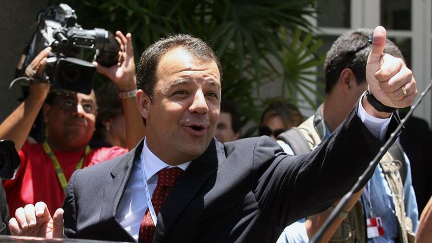El exgobernador de Río recibió unos 66 millones de dólares en comisiones