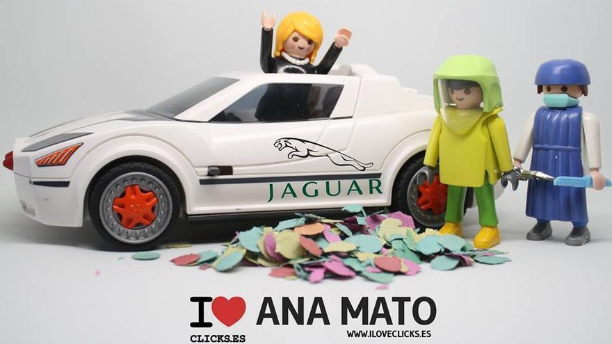 I love Ana Mato