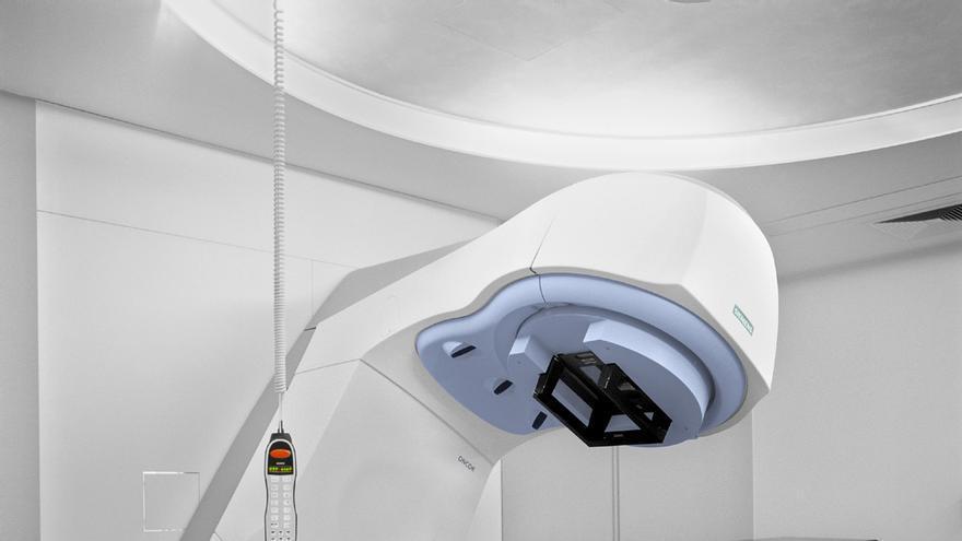 Aparato de radioterapia