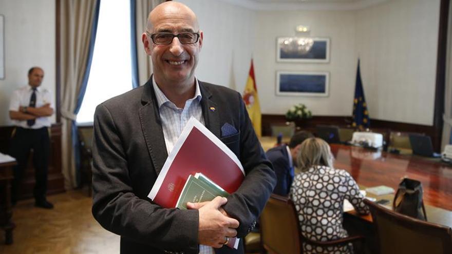 """""""Felisuco"""" (C's) dice que la """"llave del desbloqueo"""" la tienen el PP y el PSOE"""