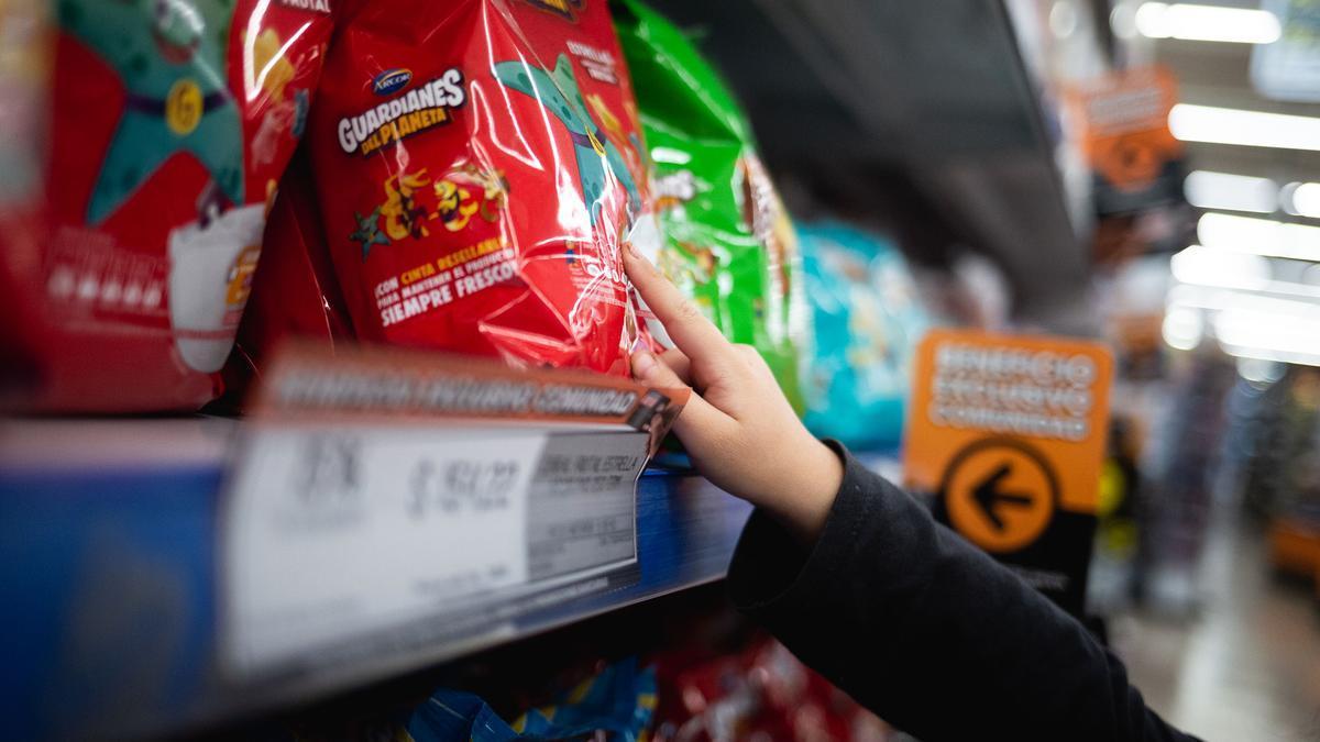 En Argentina un proyecto de ley sobre etiquetado en alimentos ya tiene media sanción