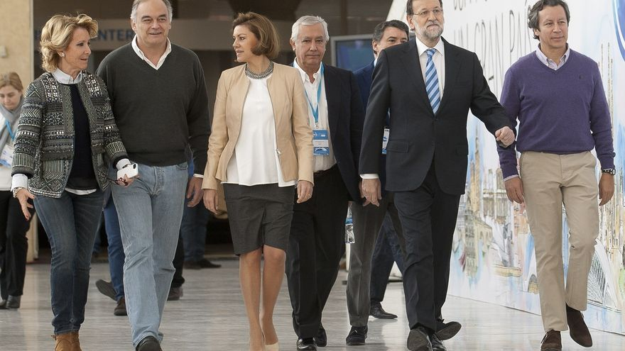 'Génova' no va a renunciar a su derecho a supervisar las listas del PP en Madrid