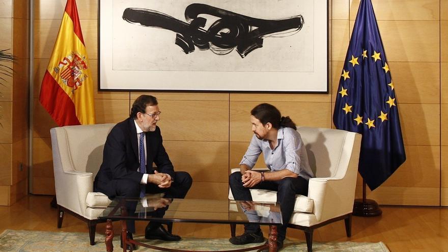 """Pablo Iglesias ve """"sensata"""" la modificación del impuesto de sociedades anunciada por el Gobierno"""