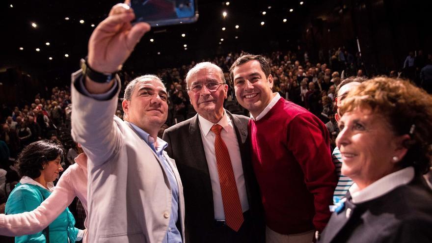 Líderes políticos andaluces abren la campaña a pocas horas de la segunda votación de investidura de Díaz